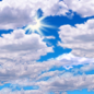Sunday: Increasing clouds, with a high near 49. West wind 6 to 8 mph.